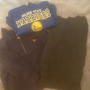 Boys jacket bundle (pack of 3)